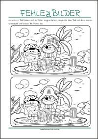 Fehlerbilder   Kleine Schule