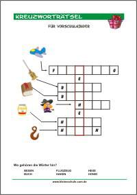 kinderkreuzworträtsel gratis online