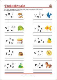 Abc Lernen Kleine Schule